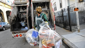 Pic And Roll: David Blatt Gets Taken Out With The Trash
