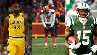 Why Everyone, Including LeBron James And Brandon Marshall, Is Concerned For Johnny Manziel