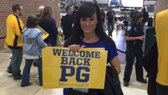 Did Former Adult Film Star Lisa Ann Actually Help Paul George Recover After His Brutal Leg Injury?