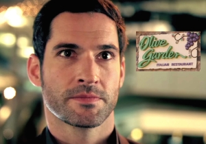 One Million Moms Is Boycotting Olive Garden Over Fox's New Show 'Lucifer'