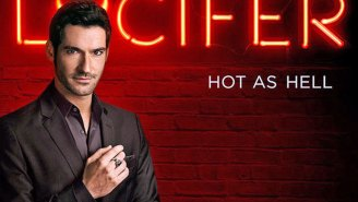 For fans of the comic, Lucifer's premiere is a cold day in hell