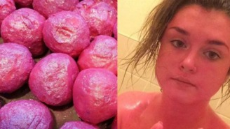 Lush Bath Products Are Turning People Some Crazy Colors, So You Should Stop Bathing Immediately