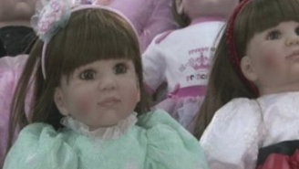 Thailand Is Going Wild For 'Child Angel' Dolls And It's Made Air Travel More Complicated