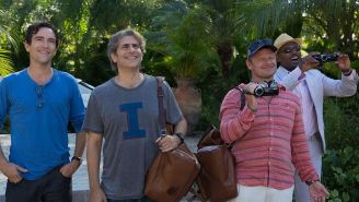 Review: How long can the nightmarish vacation of Amazon's 'Mad Dogs' last?