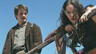 'Firefly' Co-Stars Nathan Fillion And Summer Glau Have A Small Screen Reunion On The Way