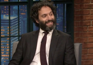 Jason Mantzoukas Reflects On All The Scumbags He's Played Throughout His Career