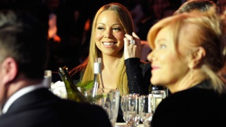 Mariah Carey's Engagement Ring Is Bigger Than Anything You Have Ever Seen In Your Life