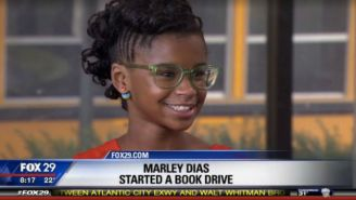 This 11-Year-Old Girl Was Sick Of Reading About 'White Boys And Dogs,' So She Made Something Awesome