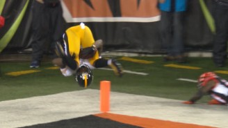 The NFL's Dean Of Officiating Explains Why Martavis Bryant's Ridiculous Catch Shouldn't Have Counted