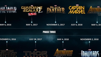 Don't worry, the Marvel Cinematic Universe 'will go on forever'