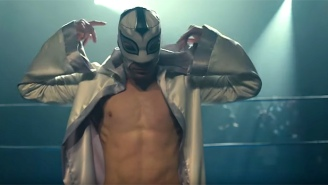 'The Masked Saint' Is A Kinder, Gentler Faith-Based Film, About A Christian Pro-Wrestling Vigilante
