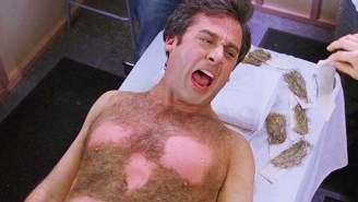 Steve Carell Reveals Why Universal Almost Pulled The Plug On 'The 40-Year-Old Virgin'