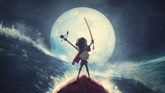Laika's 'Kubo And The Two Strings' Trailer Features Beatles Music, Spiders, And Charlize Theron