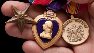Wearing Unearned Military Medals Is Now 'Protected Speech' Under The 1st Amendment