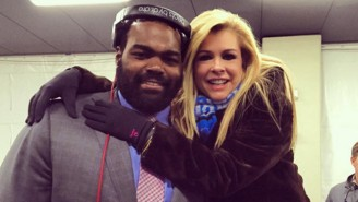 Michael Oher Is One Step Closer To A Hollywood Happy Ending