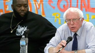 Killer Mike And Bernie Sanders Serve As A Model For Communication Across The Generation Gap
