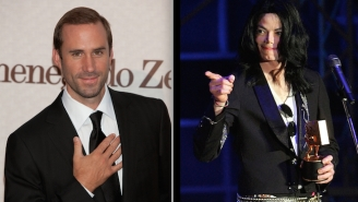 Joseph Fiennes Is Also 'Shocked' That He's Playing Michael Jackson In A U.K. TV Movie