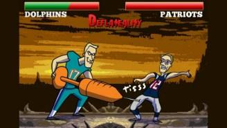 NFL Week 17's Most Surprising Winners Set To Mortal Kombat