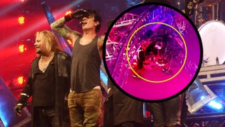 Fans Will Have A Brief Window To See Motley Crue's 'The End' Concert Film In A Theater