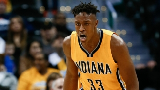 Myles Turner Comes Clean And Says He'll Slide Into Your DMs 'Headfirst'
