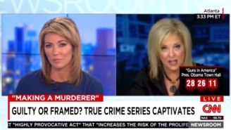 Nancy Grace Predictably Comes Out In Favor Of Steven Avery's 'Making A Murderer' Guilt