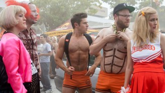 Sorority Girls Unleash Hell On Seth Rogen And Rose Byrne In The 'Neighbors 2' Trailer