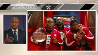The New Day Went On SportsCenter To Make The World A Better Place