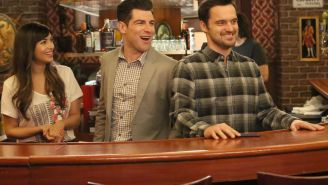 Review: 'New Girl' – 'What About Fred?': Date the parents?