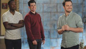 Review: 'New Girl' does just fine without Zooey Deschanel in 'No Girl'