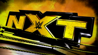 A Former TNA Heavyweight Champion Debuted At Tonight's NXT Tapings, And It's Not Who You're Expecting