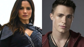 Nyssa and Roy Harper ARE coming back to 'Arrow' this season