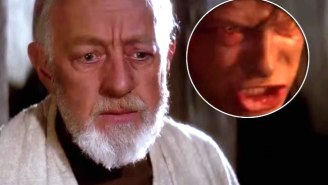This 'Star Wars' Mashup Shows Obi-Wan Like You've Never Seen Him Before