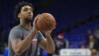 Jahlil Okafor Could Be Headed To The Celtics For The No. 3 Pick In The Draft