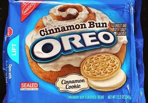 Oreo Just Released A Flavor That Tastes Like Your Favorite Discontinued '90s Snack