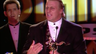 Why Owen Hart Isn't Getting Into The WWE Hall Of Fame Any Time Soon