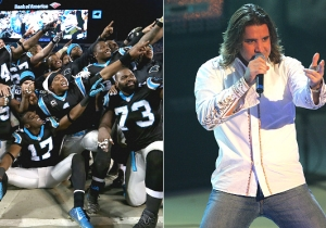 How 'Creedbombing' Led To Scott Stapp Becoming A Huge Panthers Fan