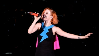 Paramore's Hayley Williams Gave Props While Talking About The Changing Perception Of Women In Rock