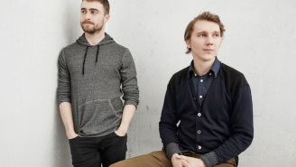 Daniel Radcliffe And Paul Dano Talk About Their Insane Farting Corpse Sundance Movie
