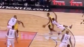 Did Paul George's Silky Spin Move Send Brandon Knight Flying To The Floor?