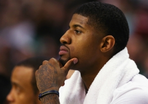 Paul George Is Reportedly The Subject Of The Latest Magic Johnson And Larry Bird Battle