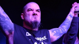 Pantera's Phil Anselmo Shouted 'White Power' And Snapped A Nazi Salute During A Concert