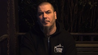 Pantera's Phil Anselmo Apologizes For Racist Remarks After The Metal World Reacts With Disgust