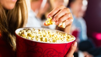 A New Dine-In Movie Theater Has Come Up With An Innovative Tactic To Silence Noisy Eaters
