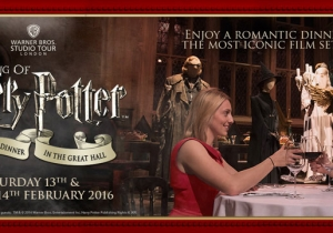 Sorry, Potter-Heads: The Hogwarts Valentine's Day Sold Out In Record Time