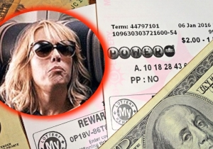 The Internet Is Losing Its Mind After Learning About California's Winning Powerball Ticket