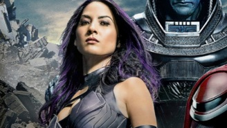 Olivia Munn Shows Just How Tight And Revealing Her 'X-Men: Apocalypse' Costume Really Is