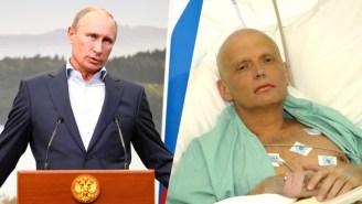 Vladimir Putin 'Probably' Okayed The Murder Of A Former KGB Spy With Polonium-210