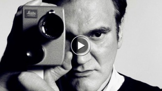 Why Quentin Tarantino Loves Shooting On Film (And Dislikes Digital)