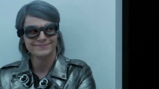 Evan Peters Talks About What's Coming For Quicksilver In 'X-Men: Apocalypse' And His Ties To Magneto