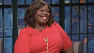 Retta Says If She Doesn't Hear 'Treat Yo Self' 10 Times A Day, 'She Hasn't Left Her House'
